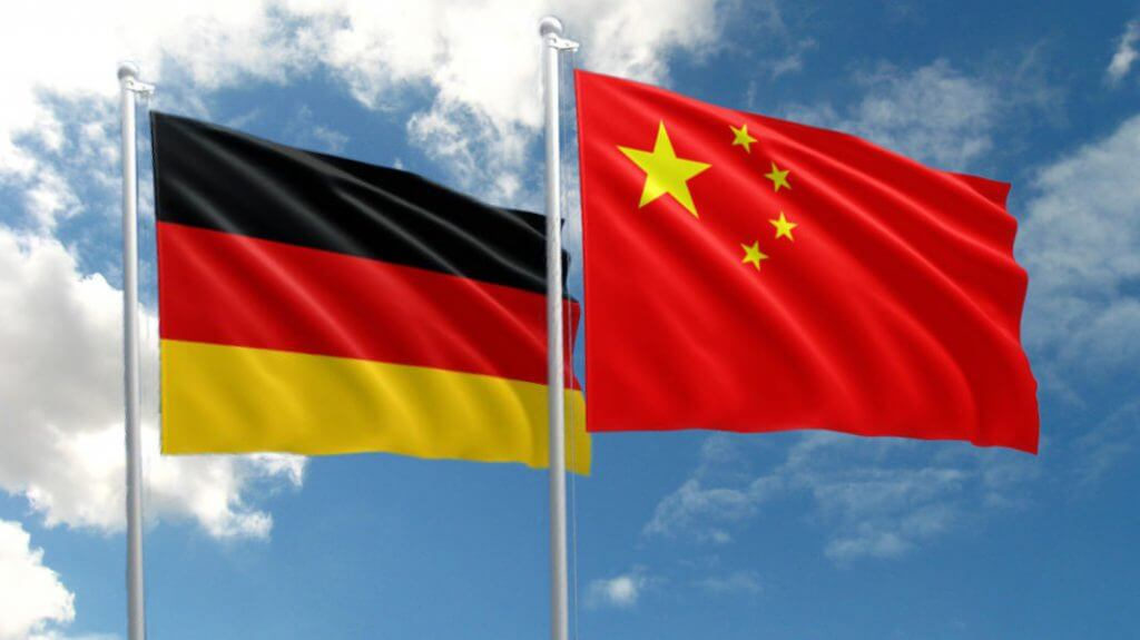 China_Germany_Flag